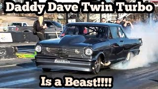 Daddy Dave Twin Turbo Goliath is a Beast!!