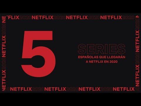 , title :'5 series españolas que llegan en 2020 | Netflix España'