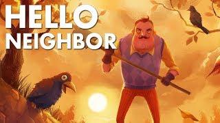 Hello Neighbor - играем вместе с Тимуром