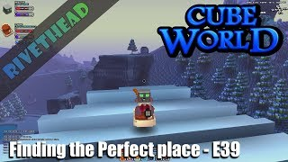 "Cube World Season 7 - E39- ""Finding the perfect Place"""