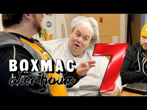 Video BoxMac After Hours 7: Reddit, Lame Gifs, Hate Mail, and Animation