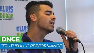 """DNCE - """"Truthfully"""" Acoustic Performance 