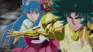 Saint Seiya Soul Of Gold Trailer GS MenParodia X Men