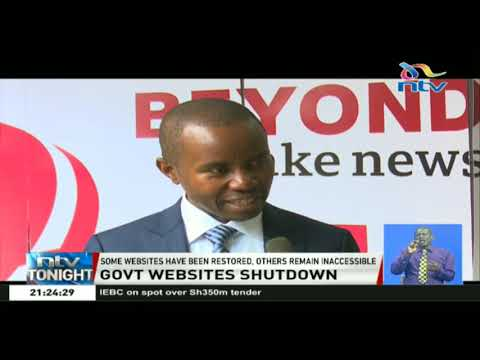 Government mulls contracting local companies for website services