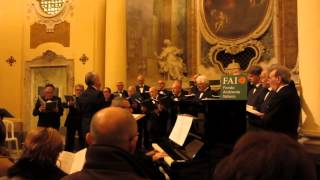 Coro Bruno Pizzi  Rorate Caeli Miserachs  Chiesa Di Santa Caterina Lucca   4 Gennaio 2015
