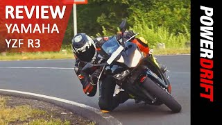 2015 Yamaha YZF - R3 | Review | PowerDrift