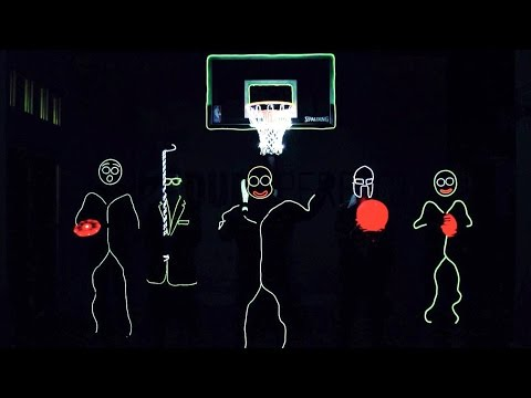 Glow In The Dark Edition | Dude Perfect