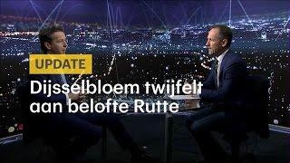Dijsselbloem: VVD op sommige punten 'PVV light' - RTL NIEUWS