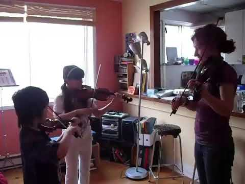 Group Violin Class