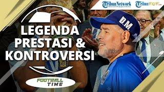 FOOTBALL TIME: Mengenang Diego Maradona: Legenda, Prestasi, dan Kontroversi