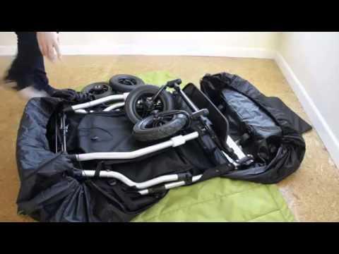 Universal Travel Bag - Maleta para cochecito - en Noari Kids (phil&teds/Mountain Buggy)