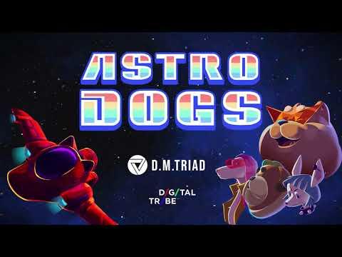 Astrodogs Launch Trailer