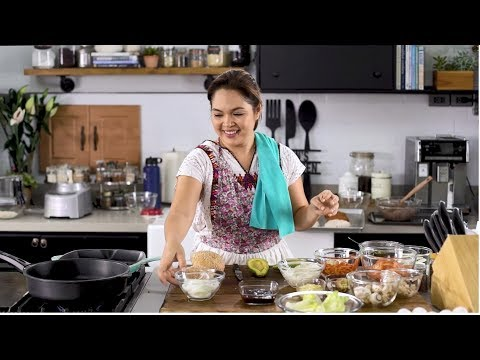[Judy Ann's Kitchen 7] Ep 5: Burger Night
