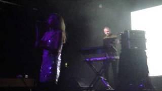 """Saint Etienne """"Like A Motorway"""" Kentish Town Forum London 18.12.10"""