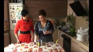 Мастер класс - французское печенье макарон