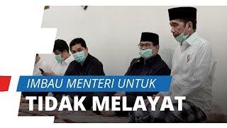 Jokowi Imbau Para Menteri untuk Tidak Melayat, Mahfud MD Sempat Berkoordinasi Menteri Lain