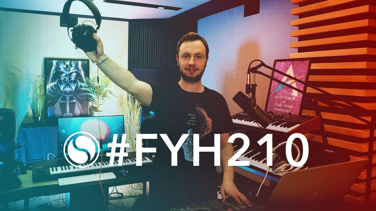 Andrew Rayel - Live @ Find Your Harmony Episode 210 (#FYH210) 2021