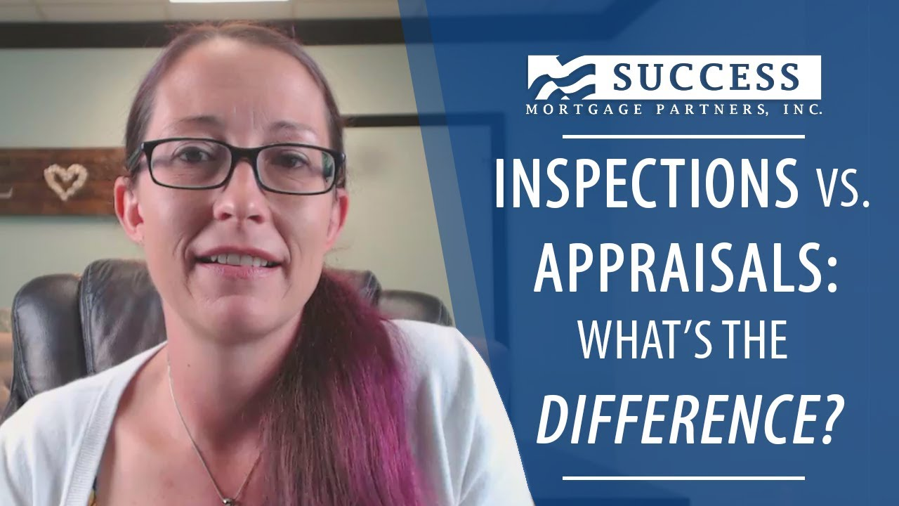 Appraisals vs. Inspections: What Are They?