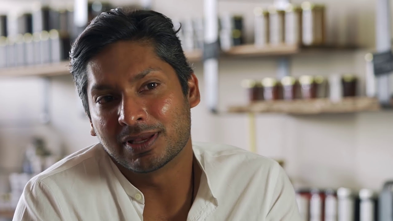 Play video: Kumar Sangakkara - why he chose to play in Hobart and the benefits UTAS offers students
