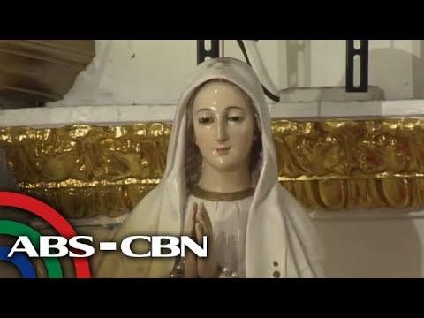 [ABS-CBN]  Nasa P250,000 halaga ng gamit, tinangay sa kapilya
