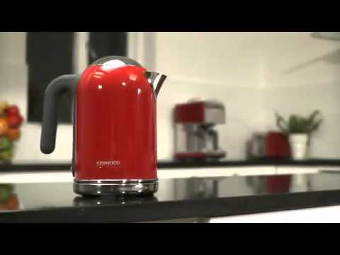 kMix Toaster and Kettle by Kenwood