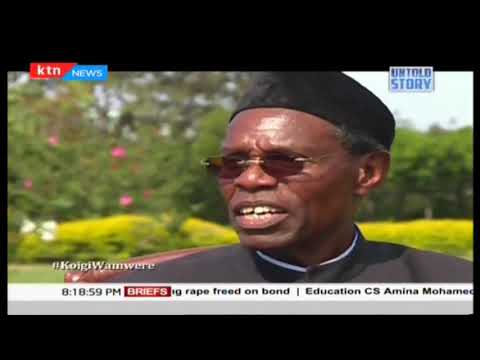 Untold story: Dreadlocks of defiance #KoigiWamwere Part 2