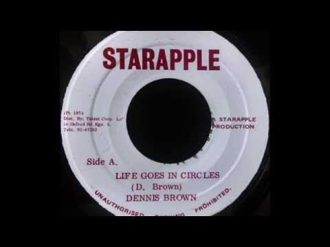 DENNIS BROWN – Life Goes In Circles [1974]
