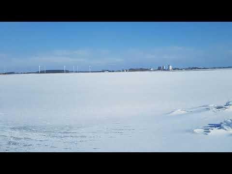 Burger Binnensee im Winter