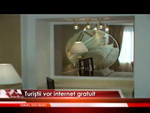 Turiştii vor Internet gratuit – VIDEO