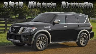 New 2018 Nissan Armada Full-size SUV: USA Specs And Prices Review