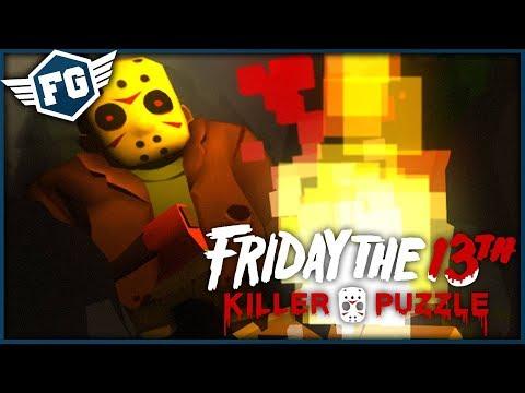 Friday the 13th: Killer Puzzle - Dnes Je Ten Den