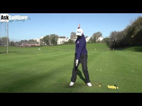 Hip Turn Golf Lesson