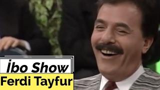 Ferdi Tayfur neden ağlar gibi şarkı söylüyor? - İbo Show