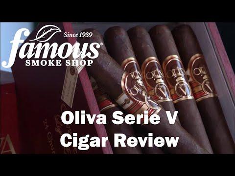 Oliva Serie V video