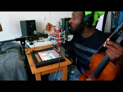 Cover of Lemon by N.E.R.D featuring my strings, vocals and production.