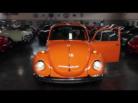 Video of '73 Super Beetle - PW2N