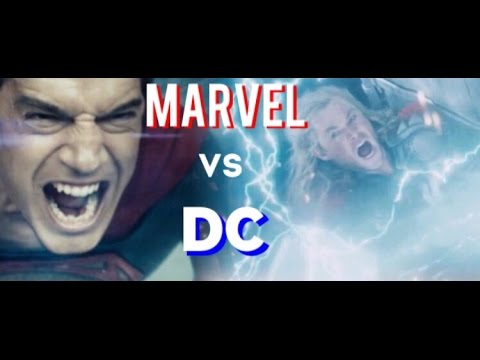 Avengers vs JUSTICE LEAGUE Trailer HD