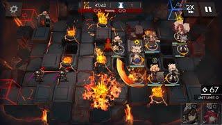 Flamebringer  - (Arknights) - [Arknights] E1 S2L7 Flamebringer in OF-EX5 Challenge Mode