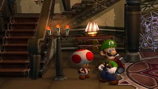 GameCube Luigi