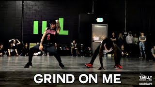 PRETTY RICKY -WilldaBeast & CJ Salvador - Grind On Me -| Choreography