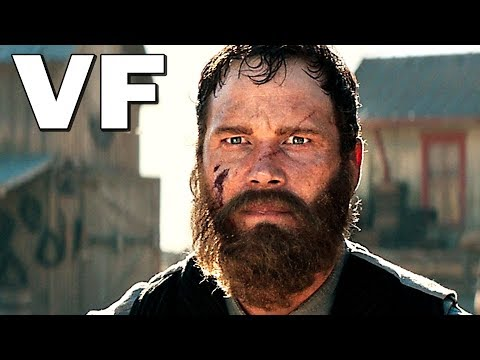 THE KID Bande Annonce VF (2019) Chris Pratt, Western