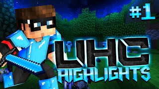 Minecraft UHC Highlights #1: Choose Your Battles Wisely