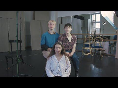 Meet the Artists: Michael García, Victor Ketelslegers, Ana Tavares