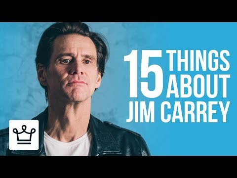 15 Things You Didn't Know About Jim Carrey