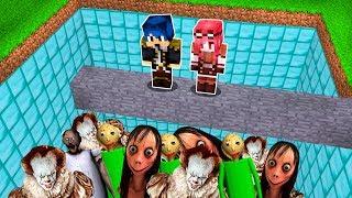 Minecraft ITA - NON CADERE NELLA TRAPPOLA DEI CATTIVI!!