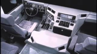 Hummer  Interiors 1999