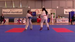 Kumite – Group 1 – Area 2 – Elkai Karate Championships 2017