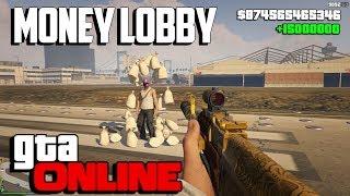 🔥 FREE MONEY LOBBY GTA 5 ONLINE | РАЗДАЕМ ДЕНЬГИ В GTA | LIVE 2019