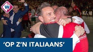 Ard Korporaal landskampioen met Fortuna: 'Bijna op zijn Italiaans' - OMROEP WEST SPORT