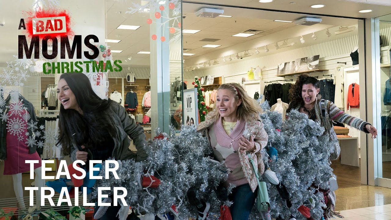 Trailer för A Bad Moms Christmas